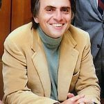 Carl Sagan/ Everything important that ever happened. History of the Universe.